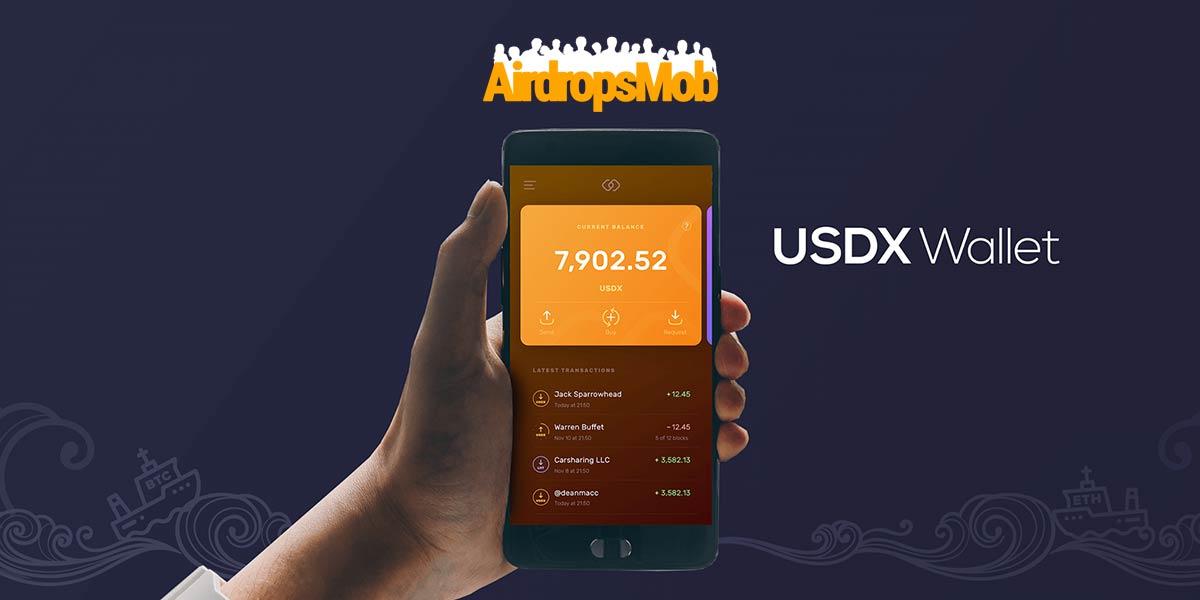 USDX Wallet (USDX)