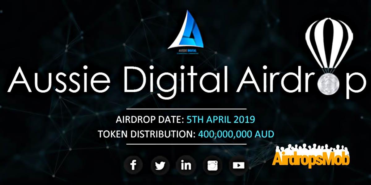 Aussie Digital Airdrop