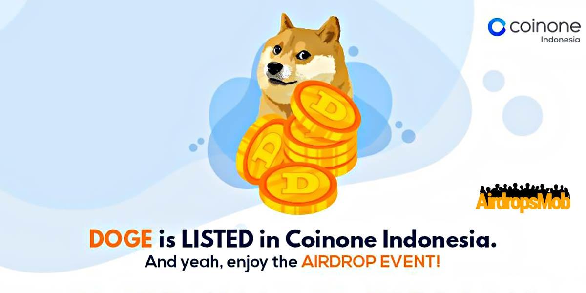 Dogecoin Airdrop