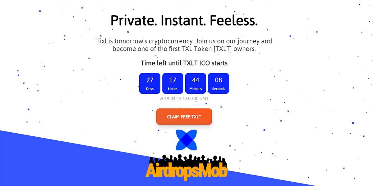 Tixl Airdrop