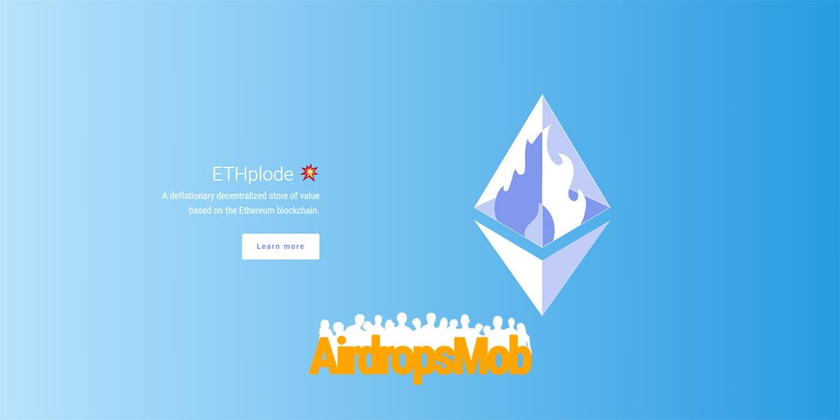 ETHplode Airdrop
