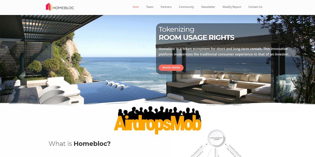 Homebloc (HOM)