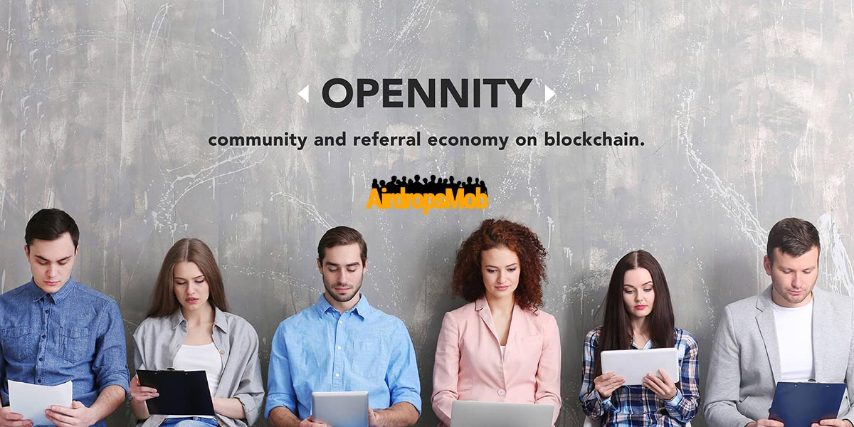 Opennity Airdrop