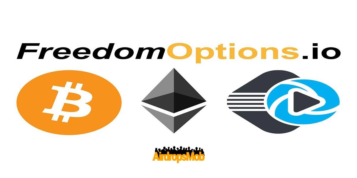 FreedomOptions Airdrop