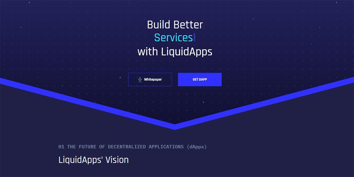 LiquidApps (DAPP)