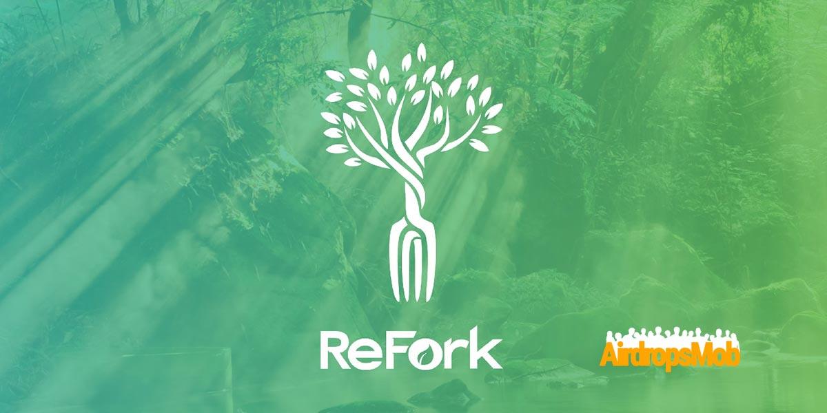 ReFork Airdrop