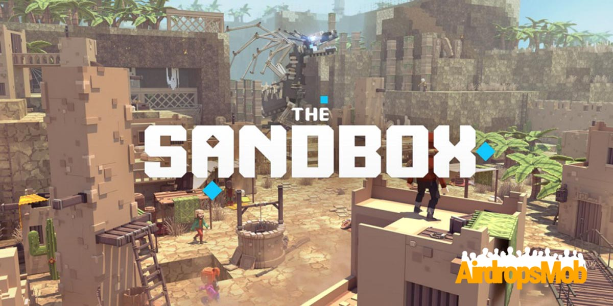 The Sandbox Airdrop