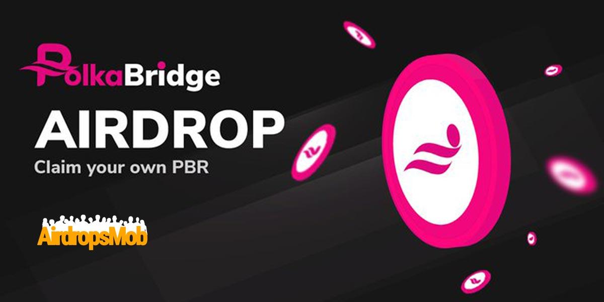 PolkaBridge Airdrop