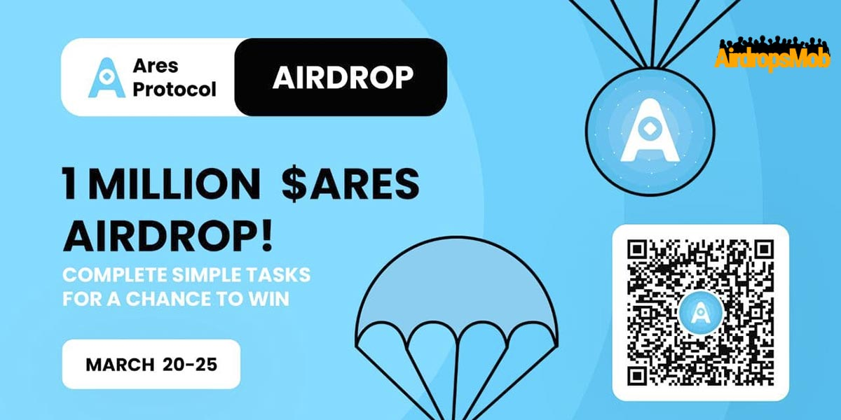 Ares Airdrop