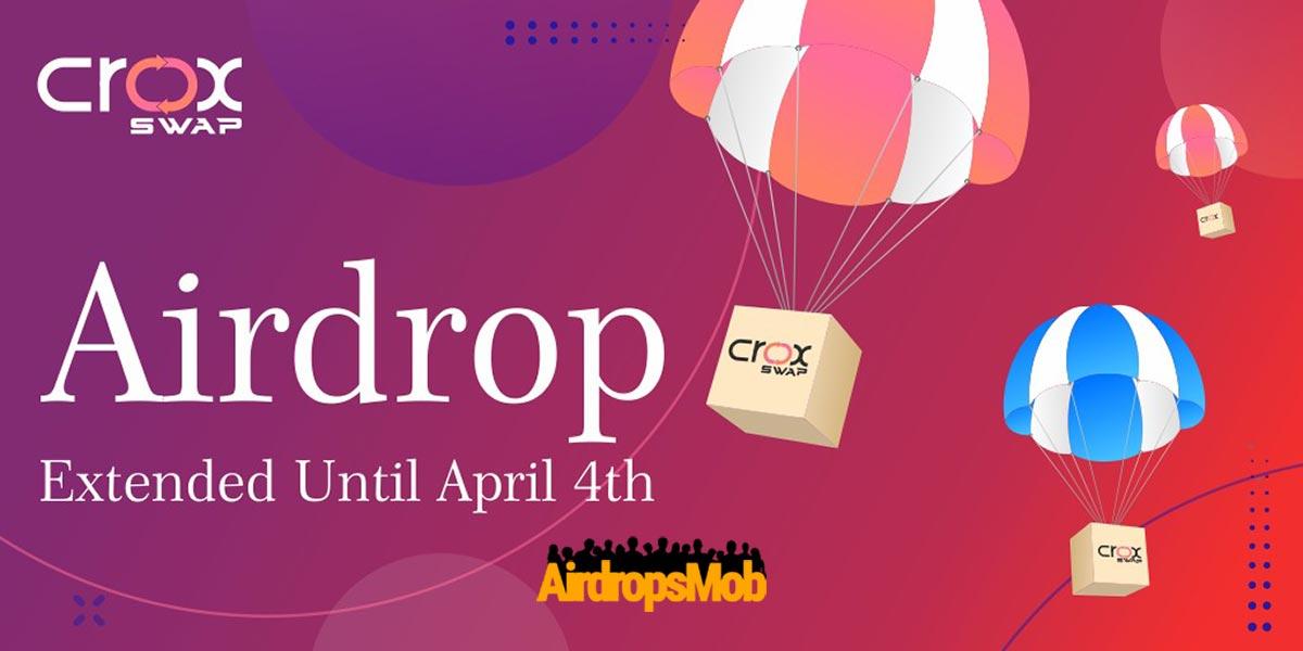 CROXSwap Airdrop