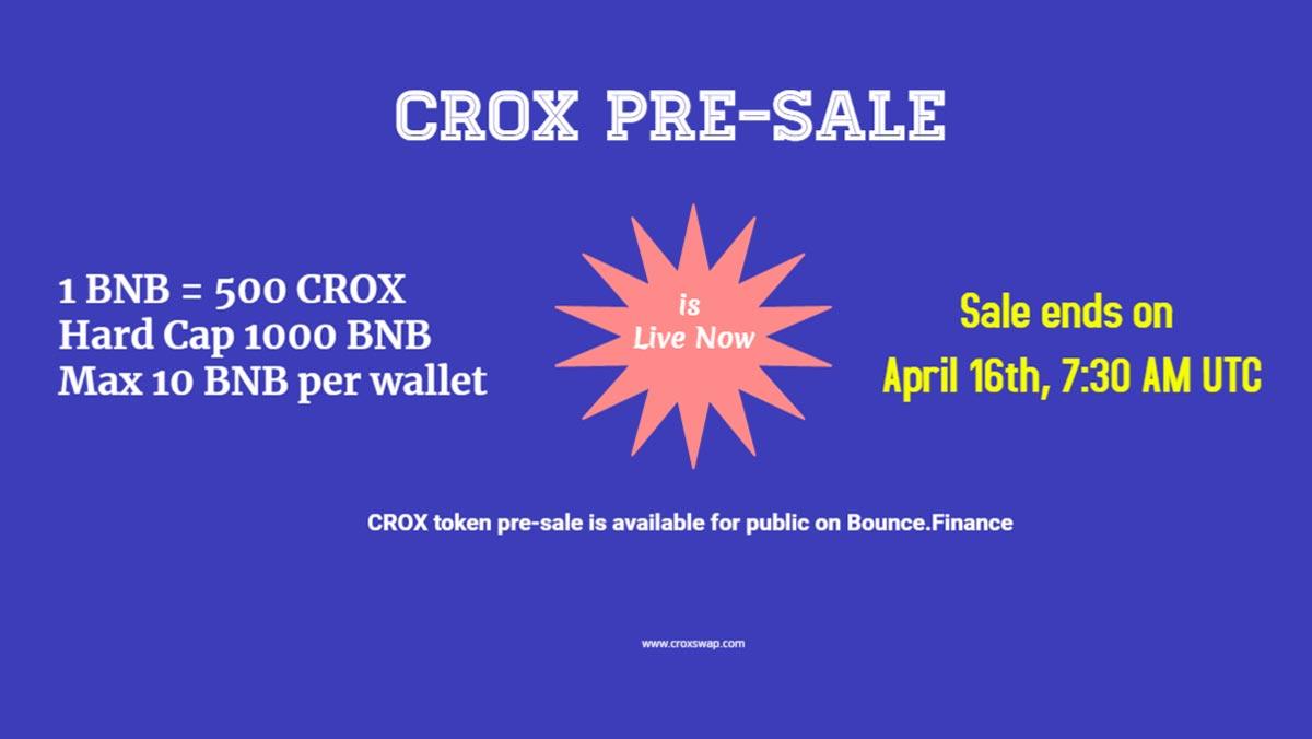 Crox Swap