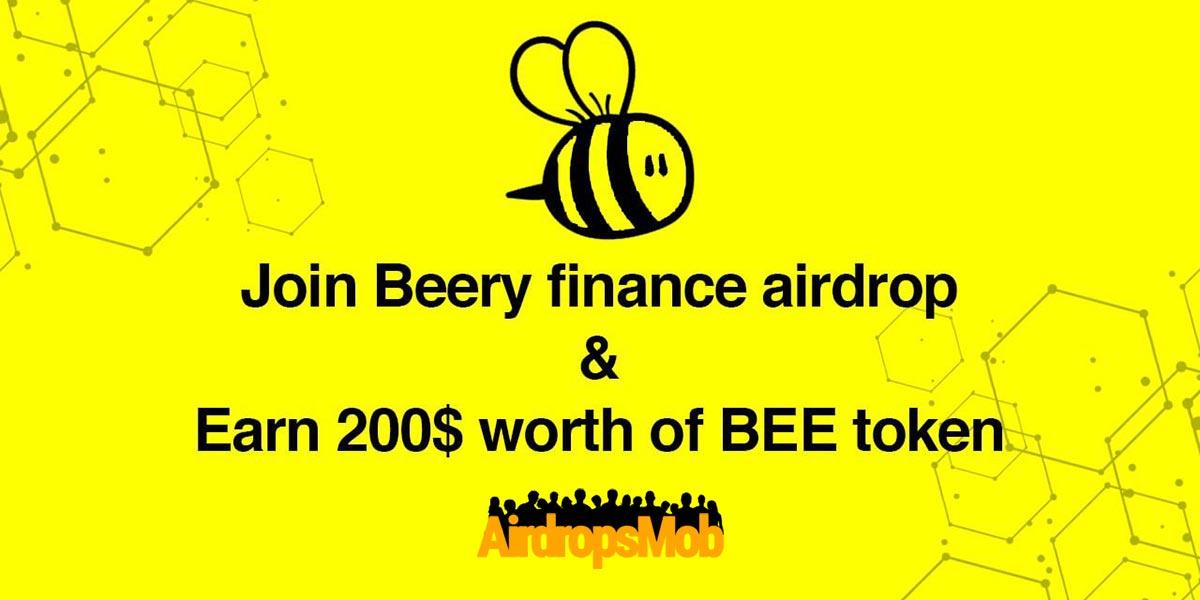 Beery Finance Airdrop